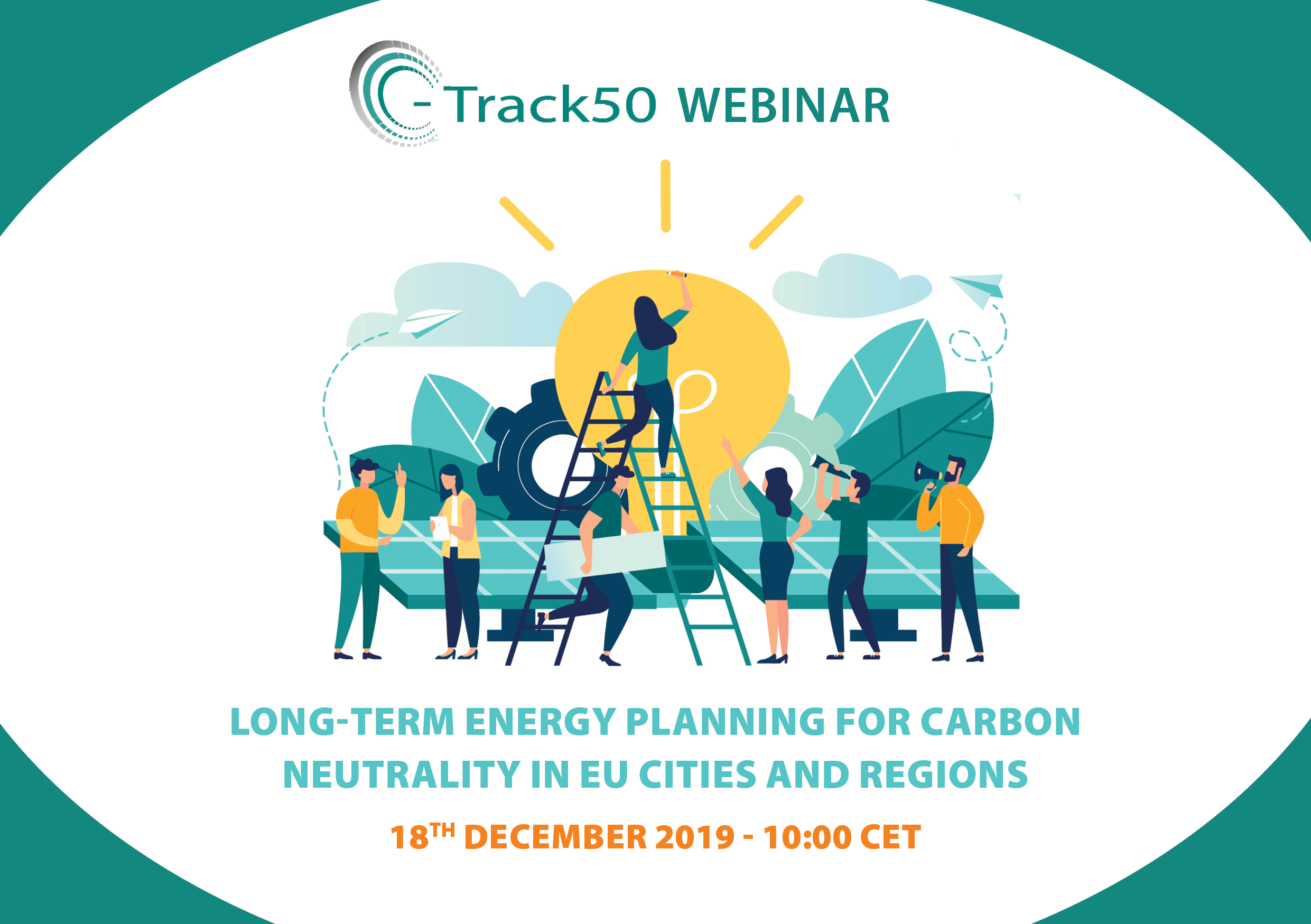 Webinar – Long Term Energy Planning for Carbon Neutrality in